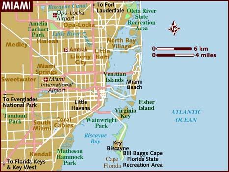 La conduite à Miami, danger public? (5/6)
