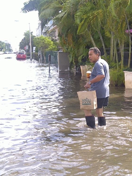 un jour de grandes marées