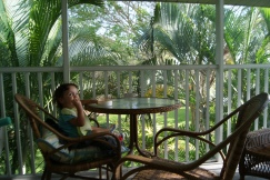 Notre terrasse (nous somme terrasse addict)