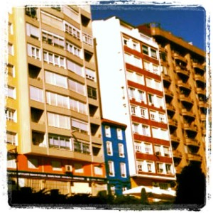 Santander et son architecture atypique