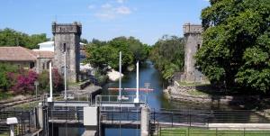 waterway gates