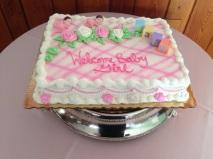 Le fameux cake