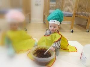 Frayeur!!! Mon fils de 6 mois a t il goute au chocolat avec du bon lait de vache ?