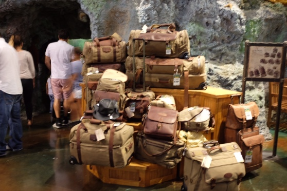 Bagages vintage